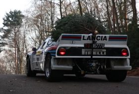 karácsony, lancia, rali világbajnokság, rally, vicces, videó