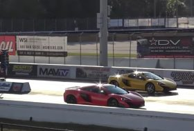 650s spider, 650s sprint, gyorsulási verseny, mclaren 675lt, videó
