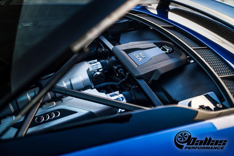 Audi R8 V10 Plus Dallas Performance