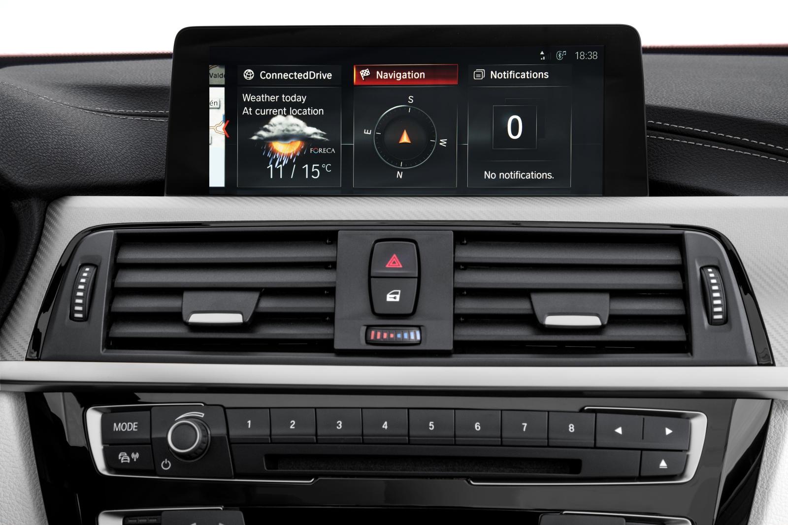 Az új BMW 4-es sorozat