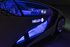 autonóm, ces, concept-i, las vegas, mesterséges intelligencia, toyota