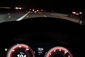 autobahn, autópálya, bmw m5, gyorsulás, m550i, videó