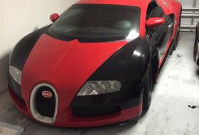 autóeladás, bugatti veyron, eladó bugatti, replika