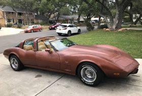 a nap képe, chevrolet, corvette, egyedi autó, stingray, vicces
