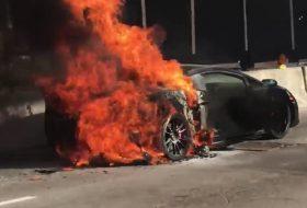 amerika, gallardo, lp 570-4, superleggera, tűzeset, új lamborghini, videó