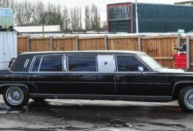 a nap képe, amerika, donald trump, limuzin, rekord