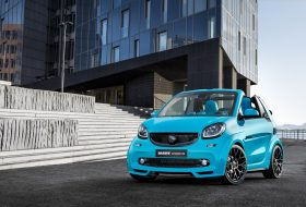 brabus, fortwo cabrio, smart fortwo, tuning, új smart, ultimate 125