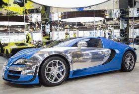a nap képe, bugatti veyron, dubaj, grand sport vitesse, limitált kiadás, rekord