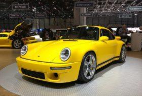 genfi autószalon, leggyorsabb, ruf, ruf ctr, új ruf, yellow bird