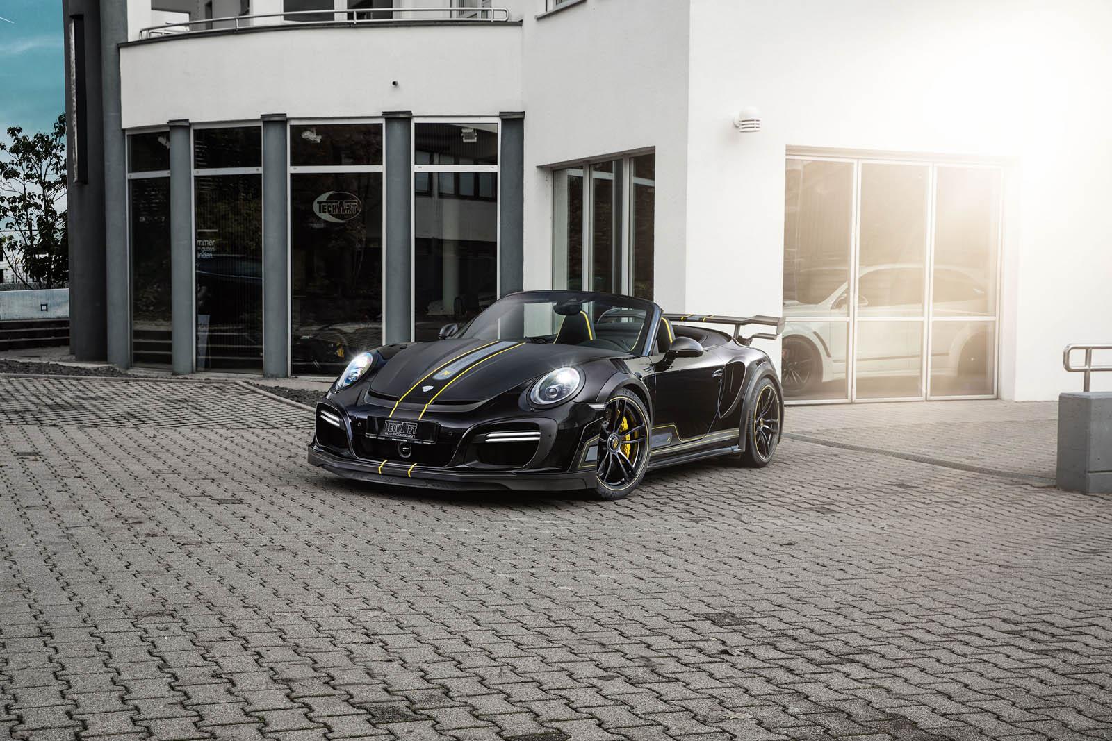 TechArt Porsche 911 GTstreet R
