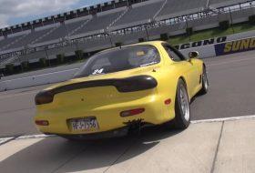 911 turbo s, gallardo, gyorsulási verseny, lamborghini, mazda, mclaren, mp4-12c, porsche 911, rx-7, videó