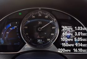 chiron, gyorsulás, új bugatti, videó