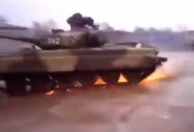 drift, katonaság, orosz, tank, videó