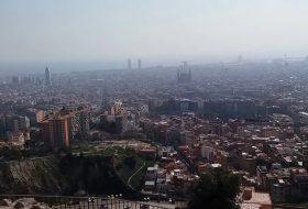 barcelona, légszennyezés, spanyolország, tisztalevegő-törvény