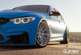 a nap képe, bmw m3, hre wheels, m performance, tuning