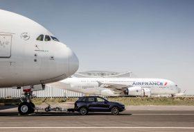 a380, cayenne s diesel, cayenne turbo s, guinness, porsche, porsche cayenne, rekord, repülőgép