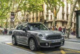 countryman, elektromos, hibrid, mini, plug-in hibrid, új mini