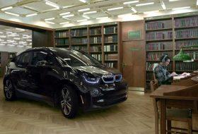 bmw i3, elektromos autó, reklám, vicces, videó, zöld autó