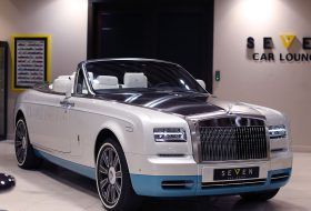 drophead coupé, phantom, rolls-royce