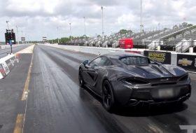 570s, gyorsulási verseny, mclaren, mclaren p1, tuning, videó