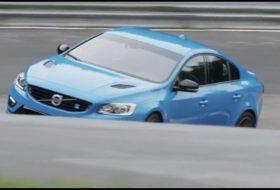 körrekord, nürburgring, polestar, s60, tuning, új volvo, videó