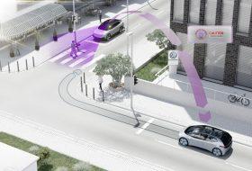automatizált, baleset, biztonság, car-to-car, car-to-x, közlekedés, pwlan