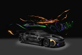 art car, bmw, bmw art car, m6 gt3