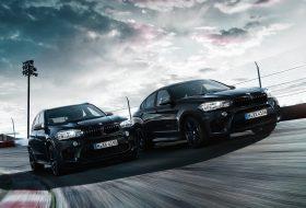 black fire edition, bmw, x5 m, x6 m