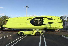 a nap képe, aventador roadster, aventador sv, egyedi autó, rekord, új lamborghini, videó