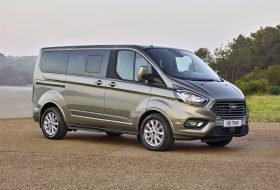 ford, tourneo custom