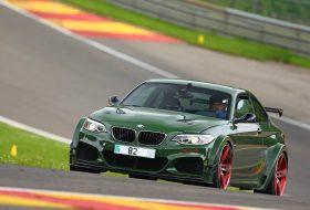 ac schnitzer, körrekord, m235i, nürburgring, tuning, új bmw, videó