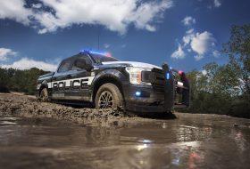 a nap képe, amerika, f-150, ford f-150, pick up, raptor, rendőrség, új ford