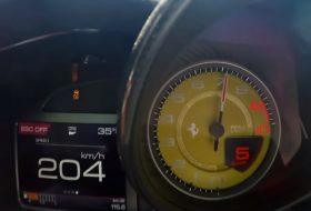 812 superfast, gyorsulás, új ferrari, videó