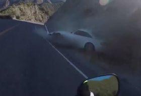 autóbaleset, drift, honda s2000, motoros, videó