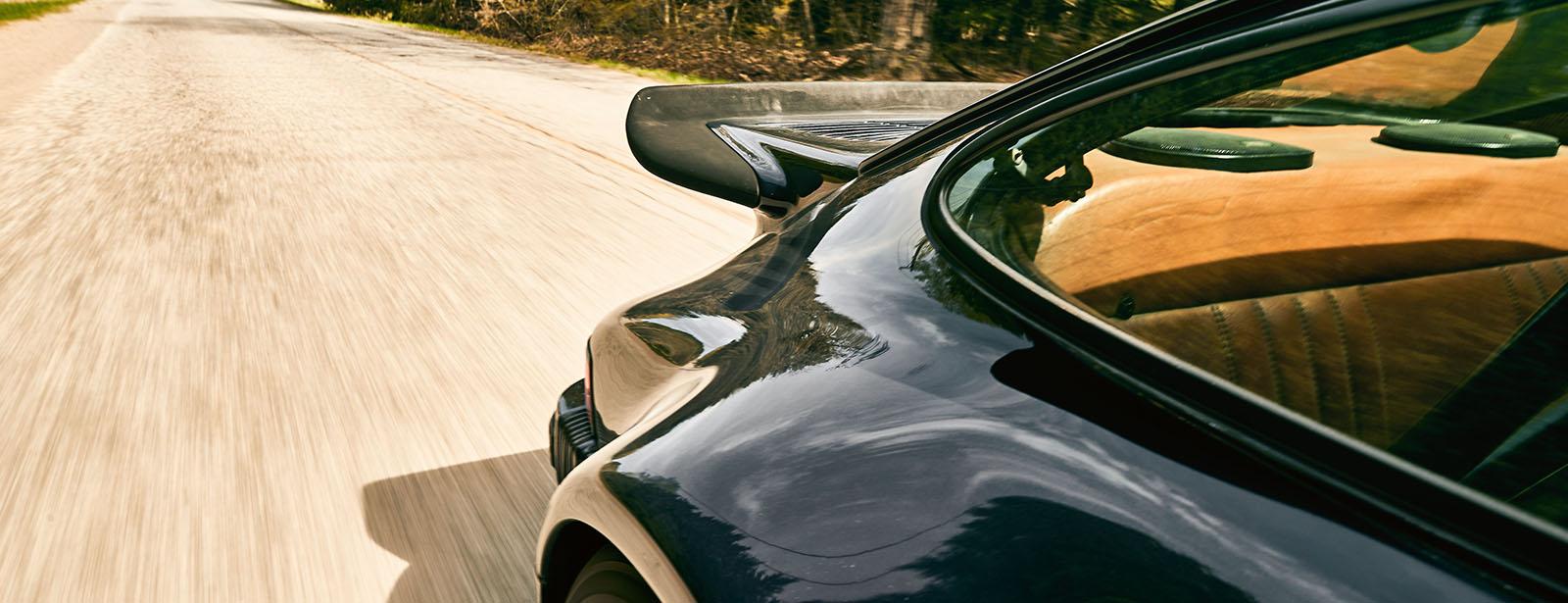 Az egymillió kilométeres Porsche 911 Turbo 1975