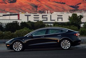 elektromos autó, elon musk, model 3, model s, p100d, új tesla
