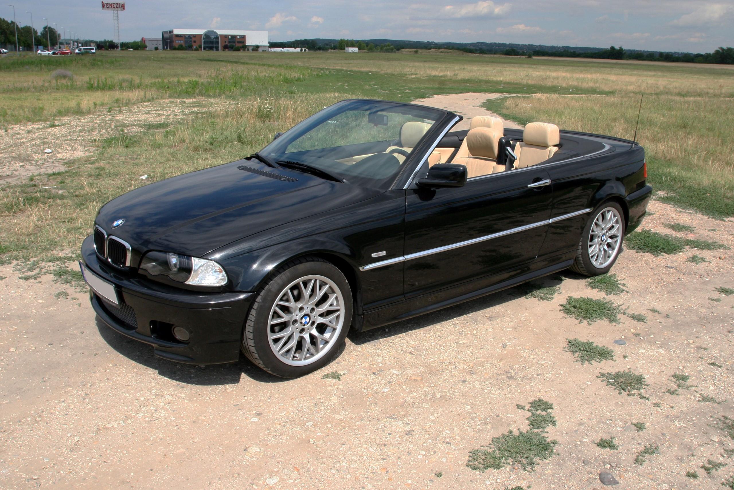 BMW 318ci használt teszt 3-as sorozat