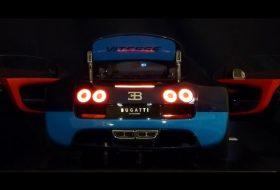 autómodell, bugatti veyron, grand sport vitesse, ritkaság, videó