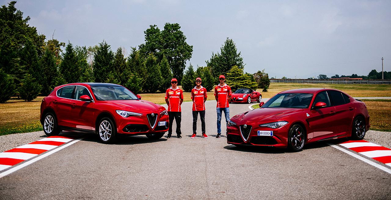 Alfa Romeo QV Balocco