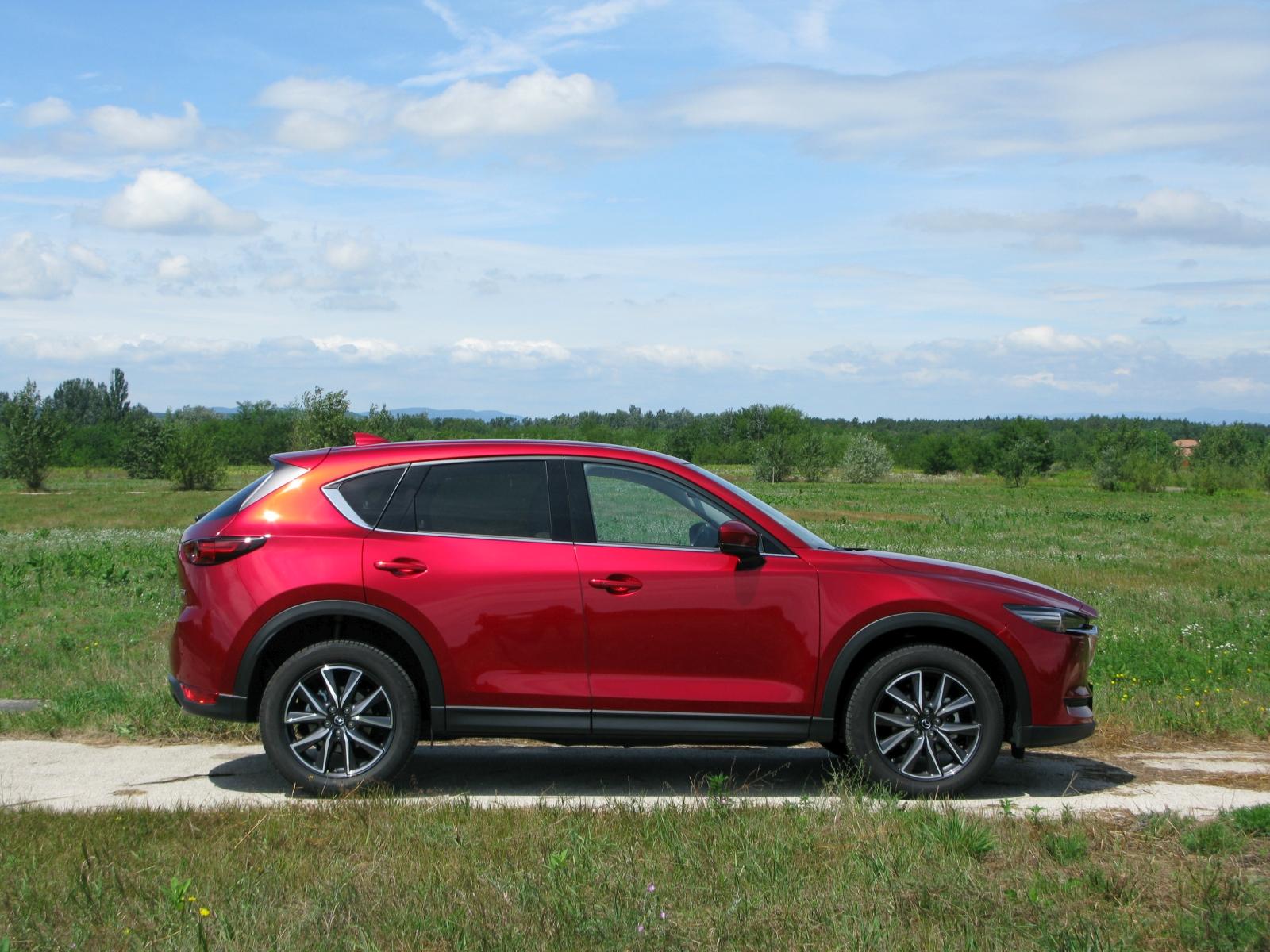 Mazda CX-5 CD175 AWD/AT Revolution Top