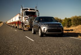 discovery, land rover, outback, road train, új discovery