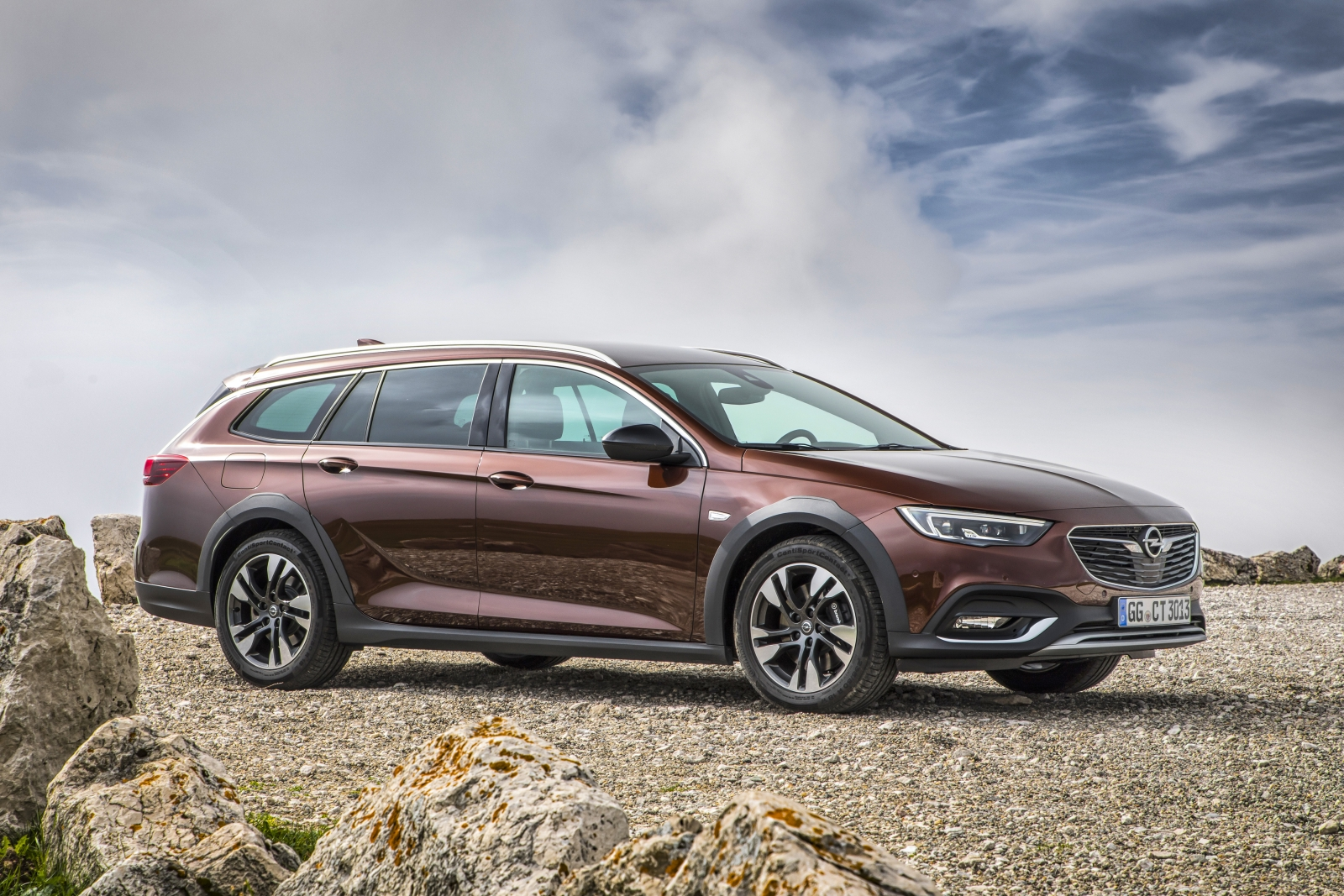 New top-of-the-line engine for Opel Insignia