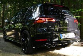 autobahn, autós videó, golf r, gyorshajtás, új volkswagen