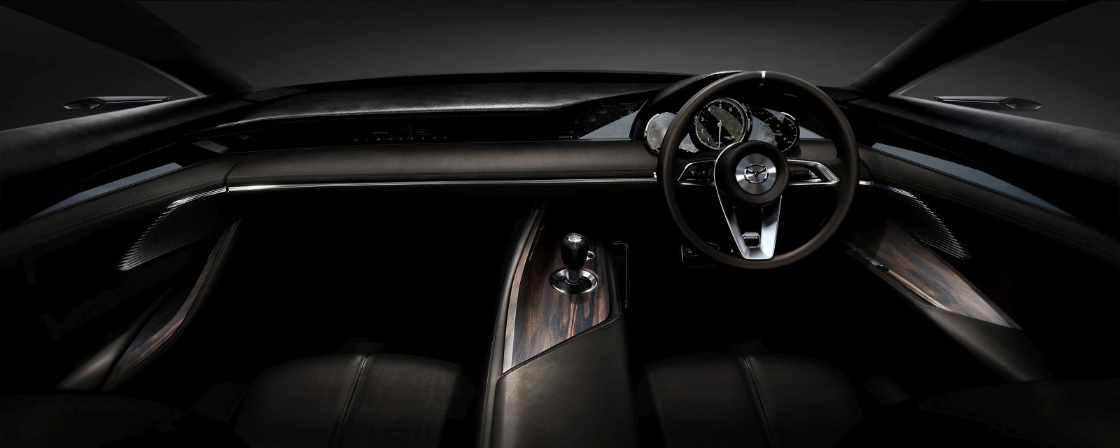 Mazda Kai és Vision Coupe