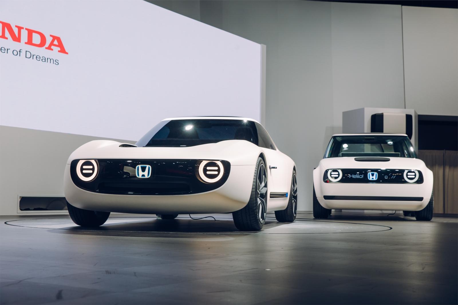 A Honda a Tokiói Autószalonon