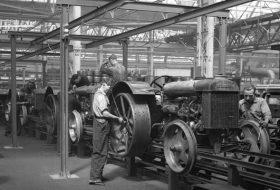 fordson, henry ford, t-modell, traktor