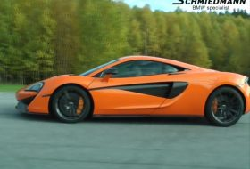 570s, gyorsulási verseny, mp4-12c, új mclaren, videó