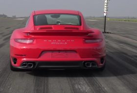 911 turbo s, autós videó, gyorsulási verseny, németország, porsche 911
