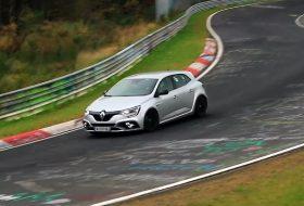autós videó, mégane rs, nürburgring, renault megane, új mégane