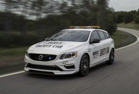 biztonsági autó, túraautó-világbajnokság, v60 polestar, volvo, wtcc